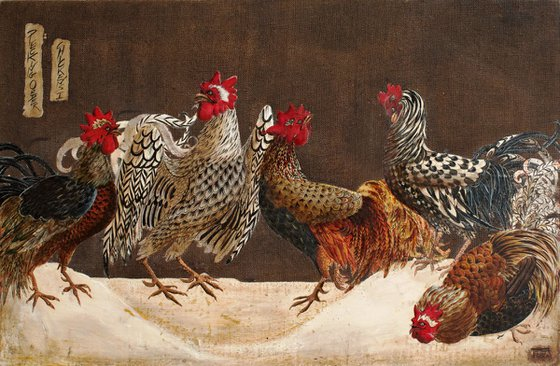 Pecking order I