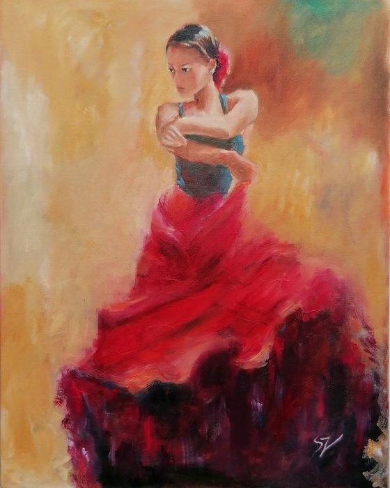 Flamenco Dancer 66