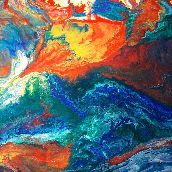 Mer déchaînée – Furie d'éléments