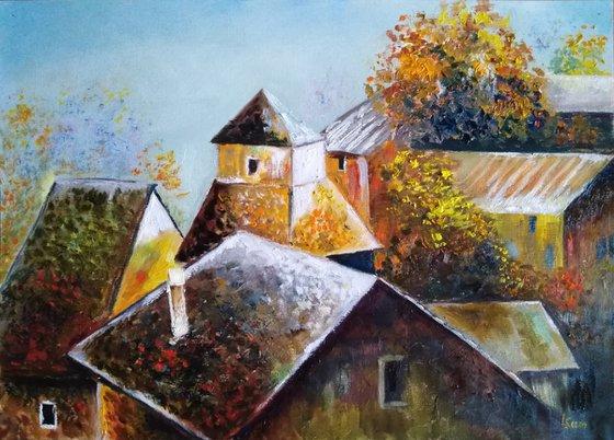 Autumn in Bohemia
