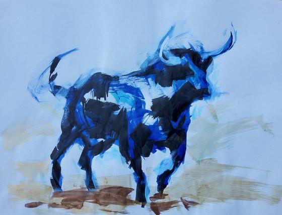 Ink bull 2