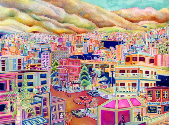 City in Sunshine