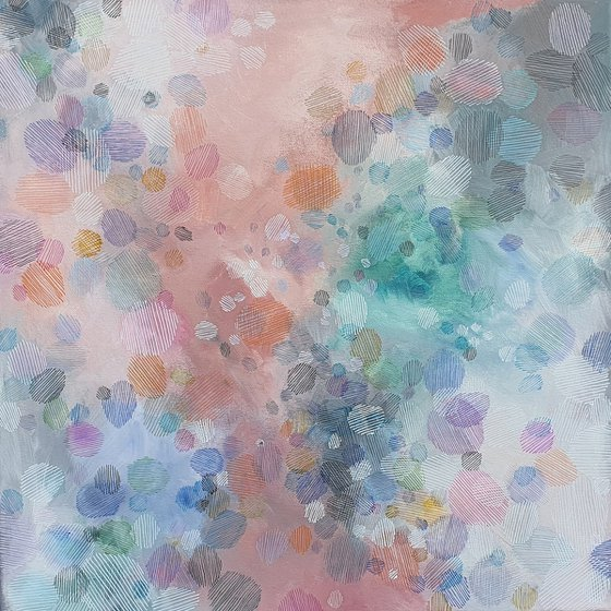 Floral Collection, Pastel Shades 2