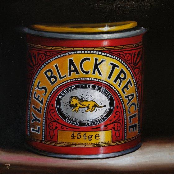 Black Treacle  still life