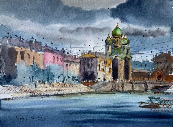 Views of St. Petersburg