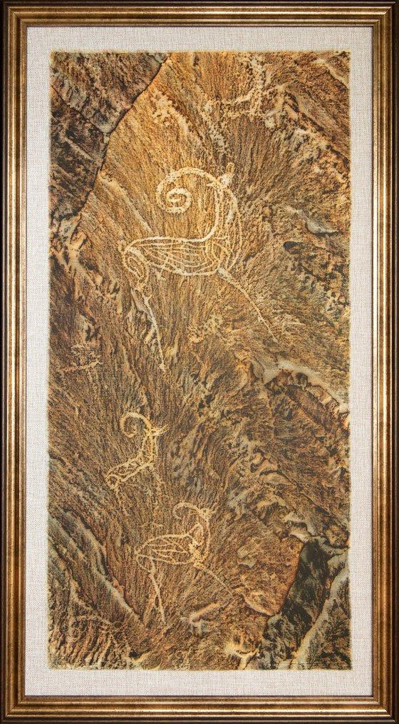 Scythian gold.