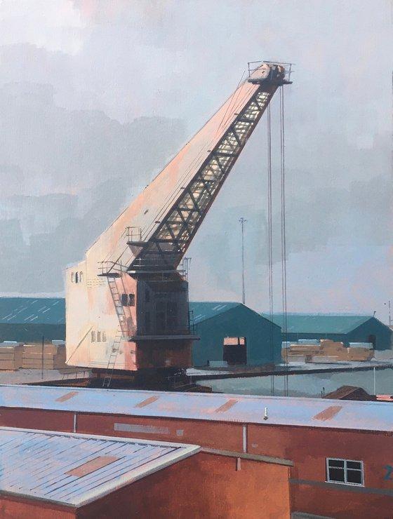 Shoreham Crane