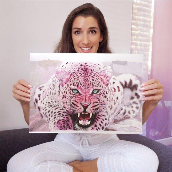 Pink Leopard 2