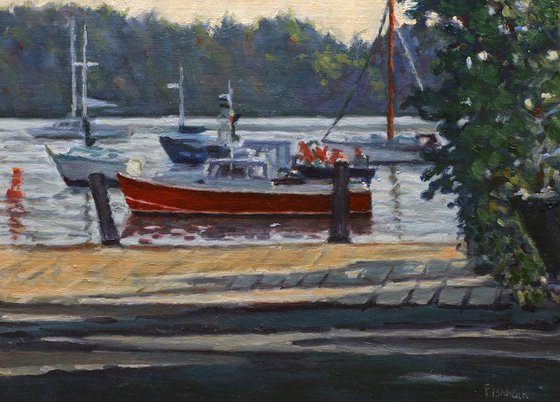 Bass Harbor Boats
