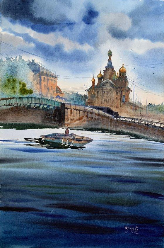 Beautiful St. Petersburg