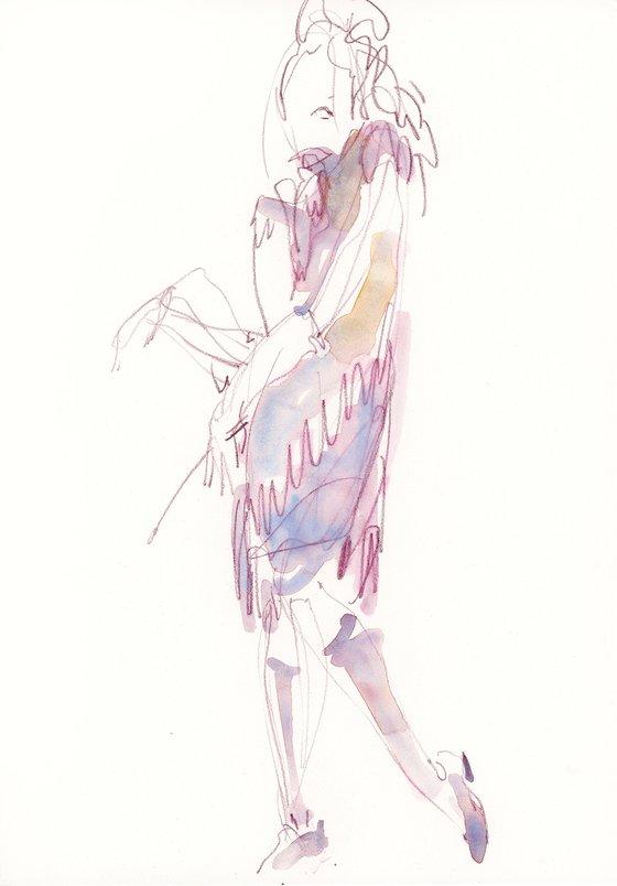 The alternative showgirl