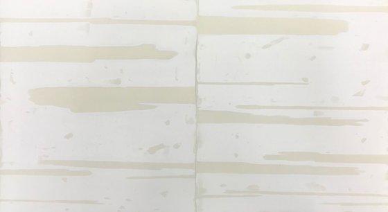 Untitled (beige, white)