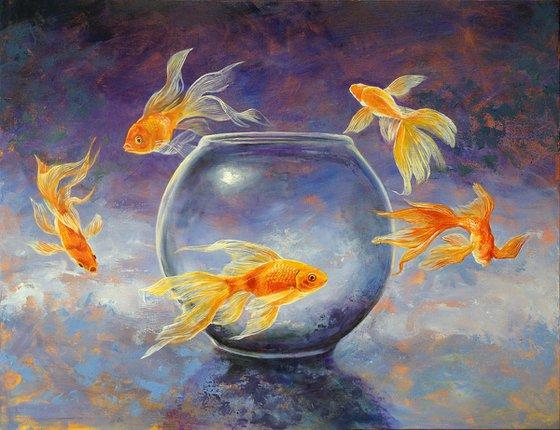 Goldfish XXX