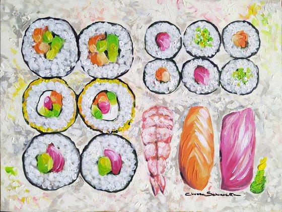 Sushi time 1
