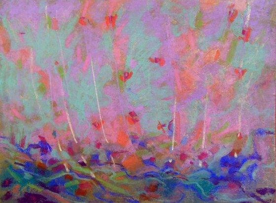 Improvisation in color No. 26