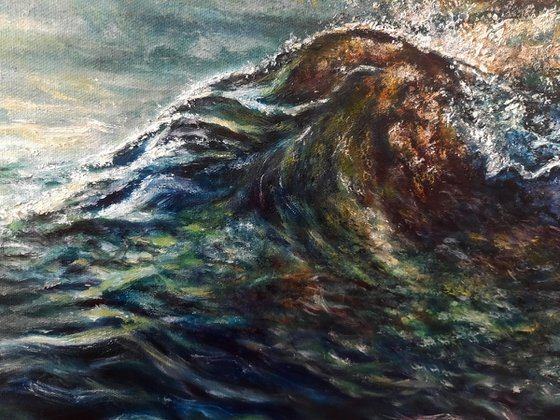 Rippling Wave