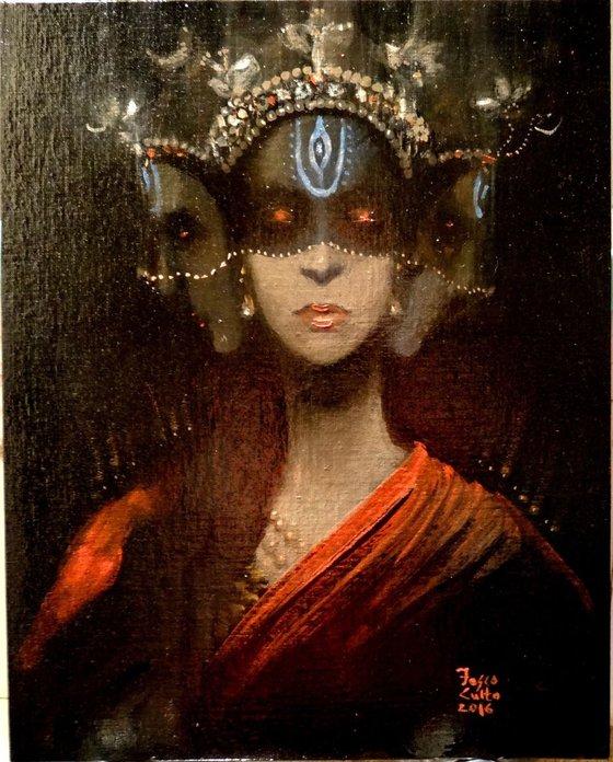 Hecate Crowned