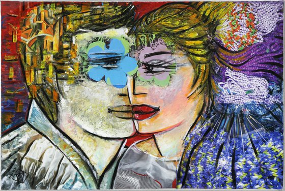 """""""Colourful Lovers I"""""""