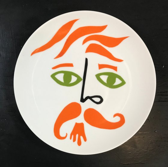 Lawrence Face Plate