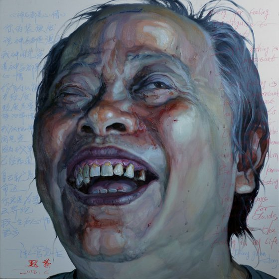 The  marginal poet  Guan  Dangsheng