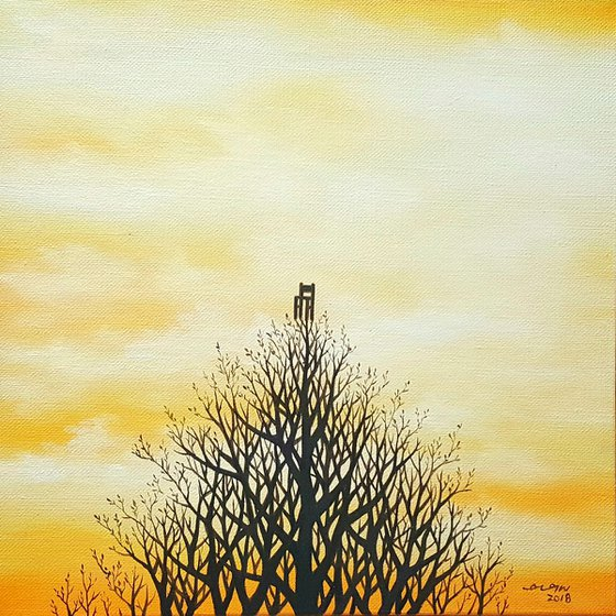 The Chair on the Tree 17