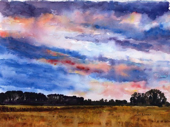 Norfolk Sky