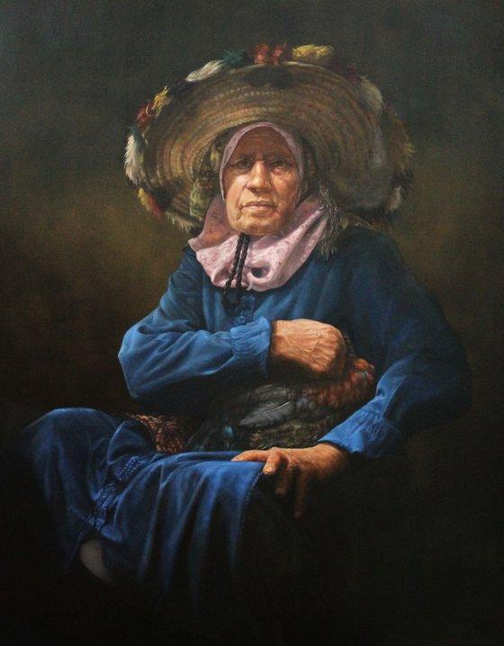 Mujer de Asilah