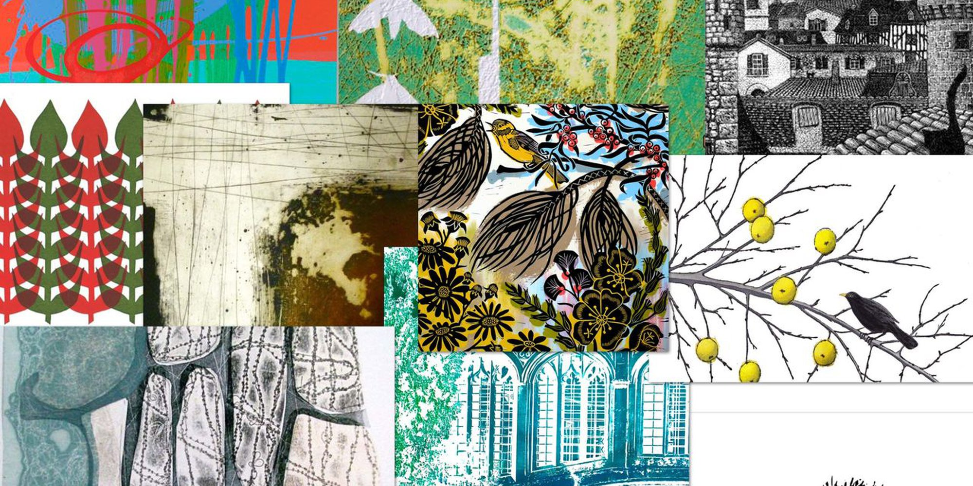 Cambridge Original Printmakers Biennale 2016 - call out for artists!