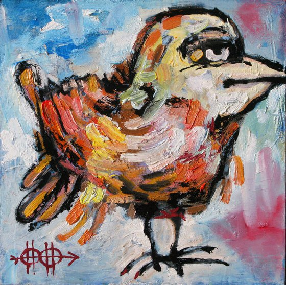 Sparrow stories #2