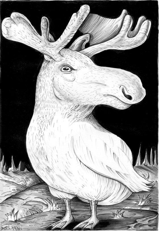 Moose Goose