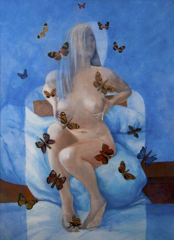 Nausika, Eve of desire