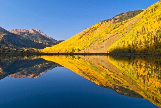 Crystal Lake Reflections
