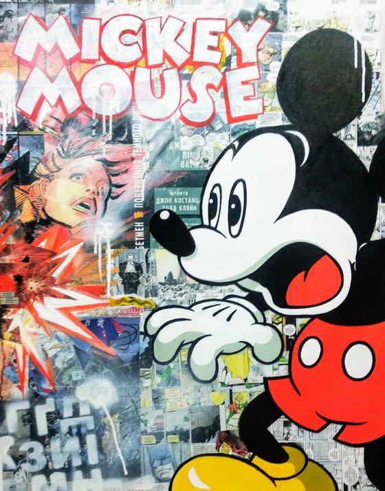 Wow, Mickey!