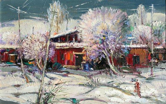 Winter 1988 (36x23 cm)