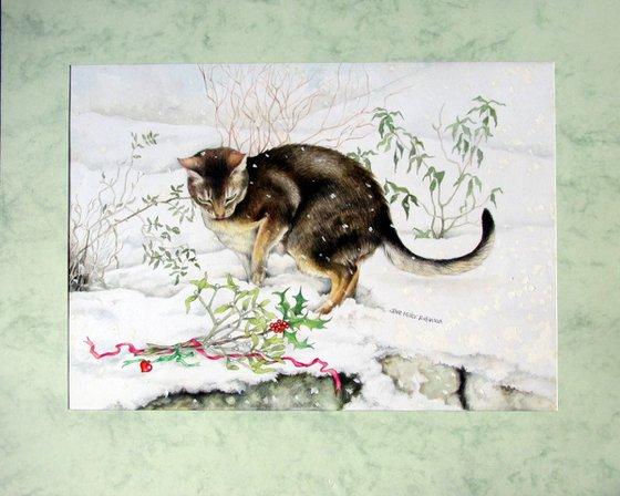 'Christmas Nosegay'