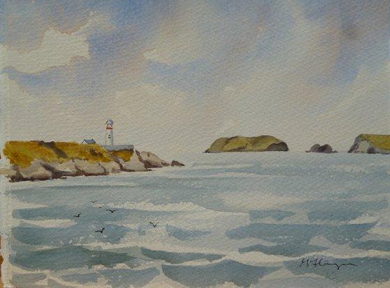 Ballyglass Lighthouse II