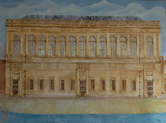 The Wren Library, Trinity College, Cambridge