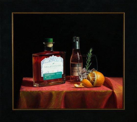 Shakespeare Gin