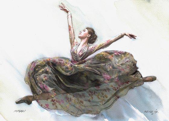 Ballet Dancer CLXXVIII