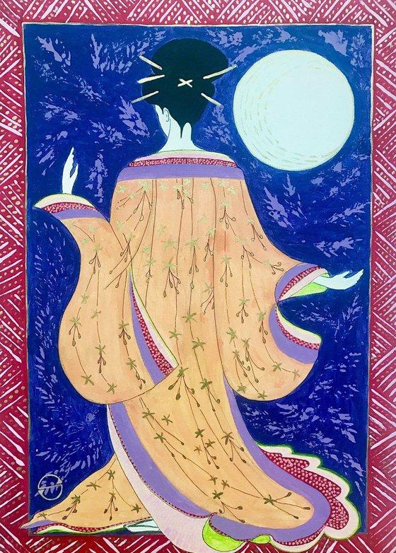Geisha Lune