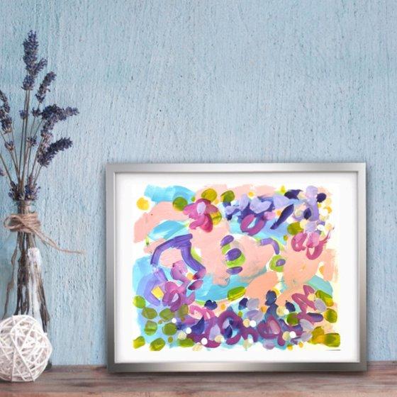 Playing Among The Lilacs