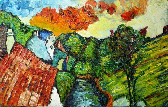A landscape for Malcolm