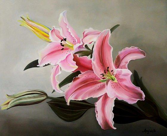 Lilies - still life