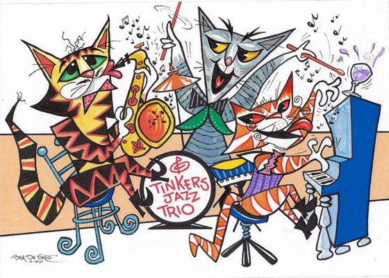 Tinkers Jazz Trio