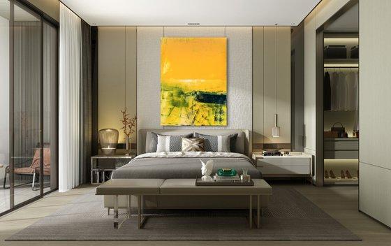 Summertime   120x160x4cm   Acrylic painting