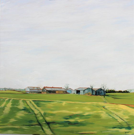 Moving Landscape VI