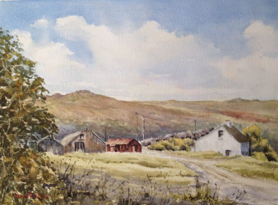 Merrivale quarry Dartmoor