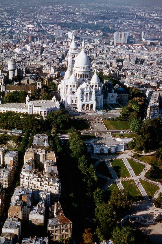 Montmartre Paris 1971