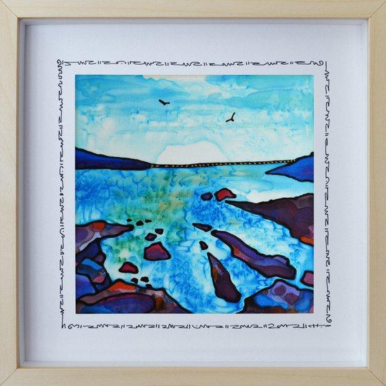 """""""Sky Blue Shores"""""""