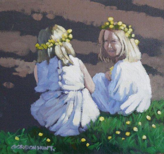 Floral Princesses